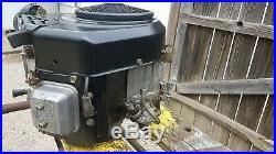 12.5 HP Briggs & Stratton Vertical Shaft Engine Model 290777