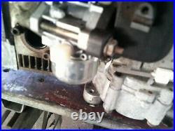 12.5hp BRIGGS & STRATTON VERTICAL SHAFT LAWN MOWER ENGINE 289707 1179 E1