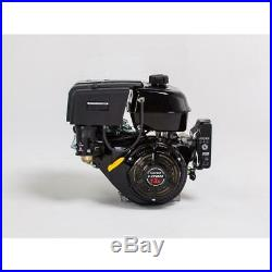 13 hp Gas Engine with Horizontal Shaft Electric Recoil Start Low-oil Shutdown