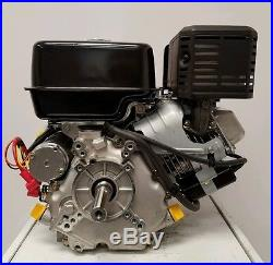 13hp Briggs & Stratton Engine Vanguard 1 ES Horizontal Shaft 245437-0002