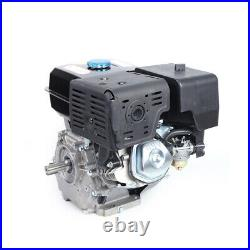 15HP 420CC 4 Stroke OHV Single Horizontal Shaft Gas Engine Agricultural Tool