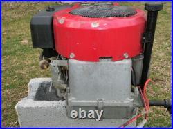 15Hp BRIGGS & STRATTON OHV VERTICAL SHAFT LAWN MOWER ENGINE 28N707 0121.01