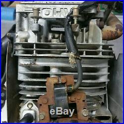 15.5 HP Briggs & Stratton Engine I/C OHV AVS Motor Mower Vertical Shaft 283H07