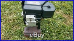 15.5 hp KOHLER VERTICAL SHAFT ENGINE MODEL CV15 for RIDING MOWER / LAWN TRACTOR