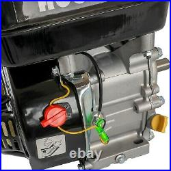 168F 7.5 HP (212cc) OHV Horizontal Shaft Gas Engine Go Cart Snowblower MiniBike