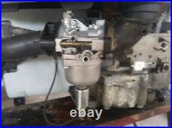 17.5 BRIGGS & STRATTON OHV VERTICAL SHAFT LAWN MOWER ENGINE 31c707