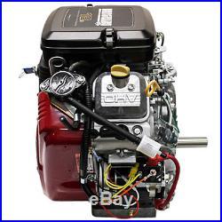 18hp Briggs Vanguard Engine, 1Dx2-29/32L Shaft, 16Amp Alternator, 356447-3079