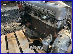 1955 1959 Mercedes Benz 190 M180 W120 W121 Ponton Engine Motor Transmission Oem