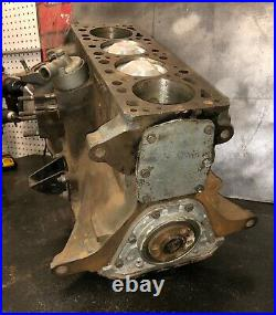 1967-1969 Fiat Spider 124AC. 040 Engine Block Motor 1438ccm 1.4L OEM Without Head