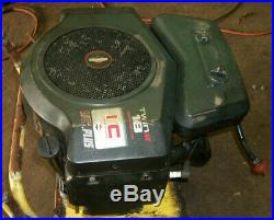 1989 Briggs and Stratton 18 Hp Twin II Vertical Shaft Engine, Model # 422777