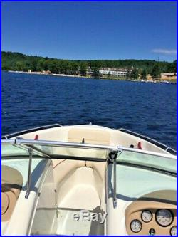 1998 Sea Ray 185 Bow Rider 112 hours on the engine. 4.3L Mercruiser Pristine