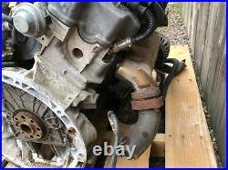 1999 2002 Mercedes Benz W210 E55 W208 Clk55 V8 Amg Front Engine Motor Oem