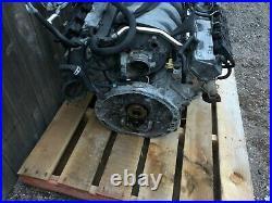 1999 2002 Mercedes Benz W210 E55 W208 Clk55 V8 Amg Front Engine Motor Oem 1