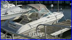 1999 Sea Ray 215 weekend cruiser with Trailer withrollers, with 5.0l 260hp engine