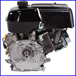 1 In. 13 Hp 389Cc Ohv Recoil Start Horizontal Shaft Gas Engine
