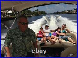 2001 Sea Ray Signature 226 26' with 2019 Corvette Mer Cruiser Magna 357 Engine