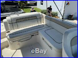 2010 Sea Ray 260 withnew engine block under warranty