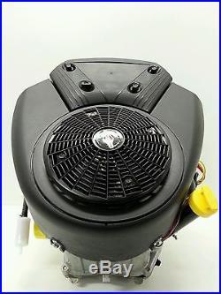 20hp Briggs-Stratton Vert Engine ES Intek 16Amp 1 x 3-5/32 Shaft 401577-2219