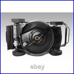 21 In. 196Cc 4 Stroke Loncin Shaft Driven Engine Gas Aluminum Deck Commercial Se