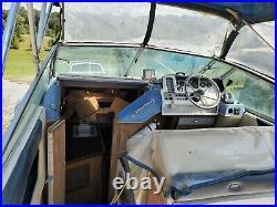 26 Ft Sea Ray 240 Sundancer 350 chevy engine
