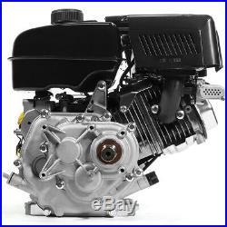 270cc OHV Horizontal Shaft Gas Motor Engine Mini Bike Snowblower Go Cart 9HP EPA