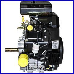 27hp Kohler Command Engine Horizontal 1-7/16x4-29/64 Shaft CH750-3006