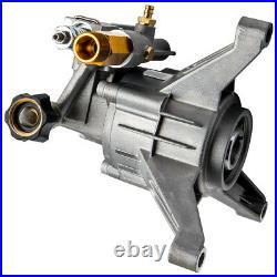 2.5 GPM 3000 PSI Power Pressure Washer Pump for 7/8 Shaft Vertical Crank Engine