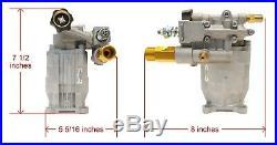 3000 PSI, Pressure Washer Water Pump for Generac 9833, 1057-0, 9852, 0401 Engine