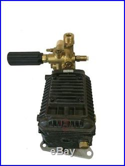 4000 PSI Pressure Washer Pump Horizontal Shaft 1.0 inch Fits Honda Engine Water