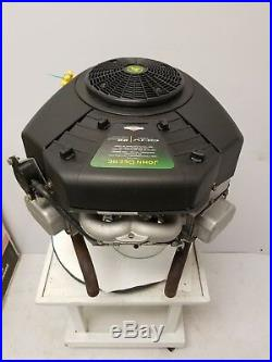 407777-0121 22HP Briggs and Stratton Engine Electric Start Vertical 1 Shaft