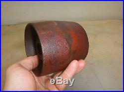 4 DIAMETER PULLEY, 1 SHAFT MOUNT for Old Hit and Miss Gas or Steam Engine