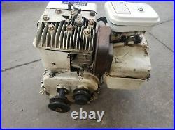 4hp Briggs dual shaft engine Model 100292
