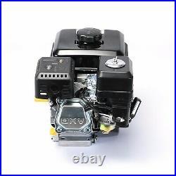 6.5HP 210cc 170F Horizontal Gas Engine Lawnmower Pump Generator Pressure Washer