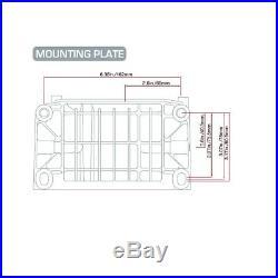 6.5HP 212cc OHV Horizontal Shaft Gas Engine MiniBike Go Cart Snowblower Predator
