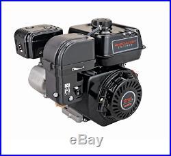 6.5 HP (210cc) OHV Horizontal Shaft Gas Engine EPA/CARB
