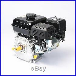 6.5 HP (210cc) OHV Horizontal Shaft Gas Engine MiniBike Go Kart Snowblower 170F