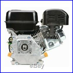 6.5 HP (212cc) OHV Horizontal Shaft Gas Engine EPA Cart Snowblower Minibike New
