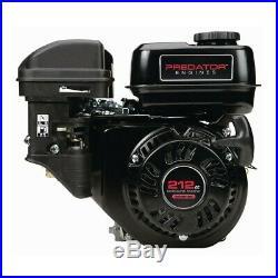 6.5 HP (212cc) OHV Horizontal Shaft Gas Engine Go Cart Snowblower MiniBike