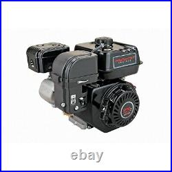 6.5 HP (212cc) OHV Horizontal Shaft Gas Engine Go Cart Snowblower MiniBike EPA