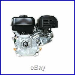 6.5 HP (212cc) OHV Horizontal Shaft Gas Engine MiniBike Go Cart Snowblower FEDEX