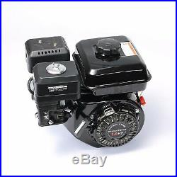 6.5 HP (212cc) OHV Horizontal Shaft Gas Engine Motor Go Cart Snowblower MiniBike