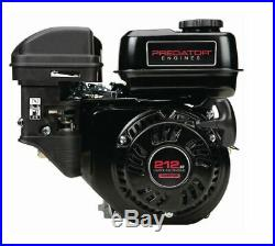 6.5 HP (212cc) OHV Horizontal Shaft Gas Mower, Water Pump Pressure Washer Engine