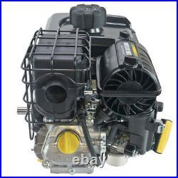 6.5hp Briggs Vanguard Engine 3/4 Shaft Recoil Start 12V332-0013-F1