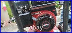 6hp Briggs Vanguard Engine 3/4 Shaft Recoil 117432-0036-01
