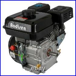 7.5HP 212cc 4 Stroke OHV Horizontal Shaft Gas Engine Motor Go Kart Garden GX160