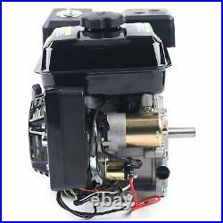 7.5HP (212cc) OHV Horizontal Shaft Gas Engine Go-Kart Log Splitter