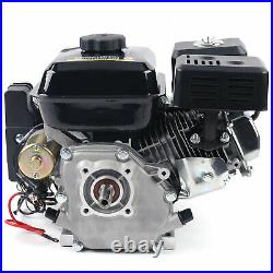 7.5HP Electric Start Gas Engine Shaft Motor OHV Gasoline Engine for Go Kart/Bike