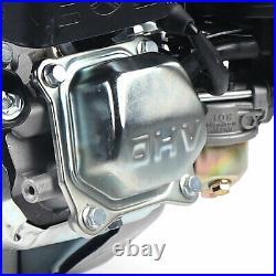 7.5HP Gas Engine Electric Start Side Shaft Motor OHV Gasoline Engine 3600RPM NEW