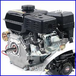 7.5HP OHV Gas Engine Electric Start Side Shaft Motor Gasoline Engine 3600RPM