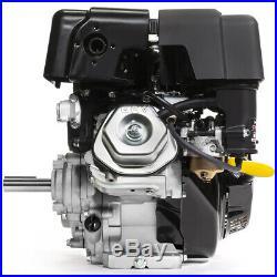 9HP (270cc) OHV Horizontal Shaft Gas Engine MiniBike Go Cart Snowblower EPA